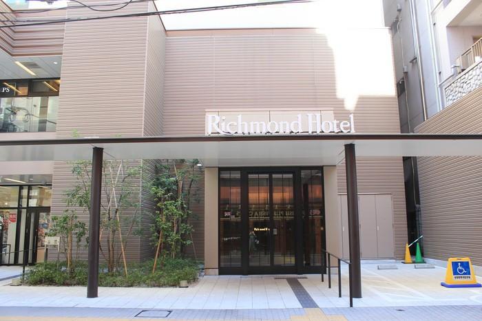 横浜 リッチモンド 駅前 ホテル リッチモンドホテル 横浜駅前