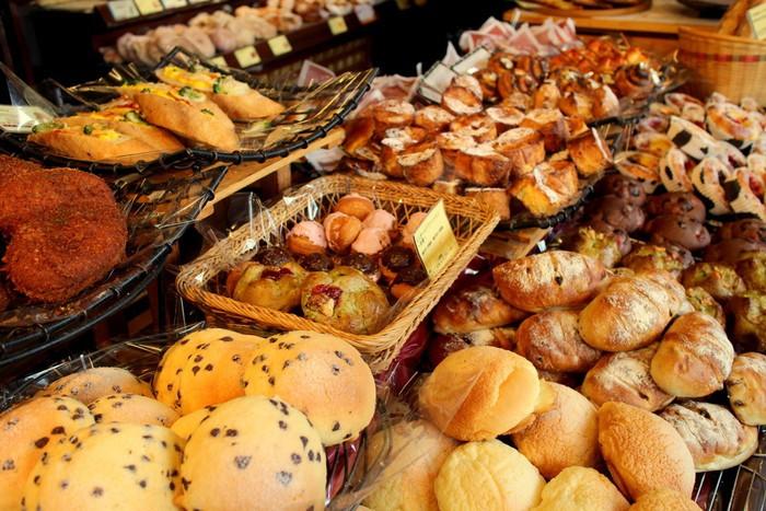 放題 パン 食べ